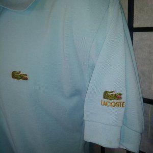 Chemise Lacoste Fance Polo Shirt Size L